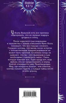 Обложка сзади Практикующий. Клятва ворона Валерия Воронцова