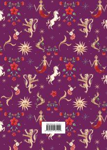Обложка сзади Блокнот. Good witch's (формат А4, мягкая обложка, круглые углы, блок в точку)