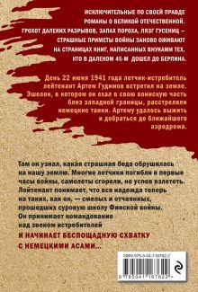 Обложка сзади Гроза из поднебесья Владимир Колычев
