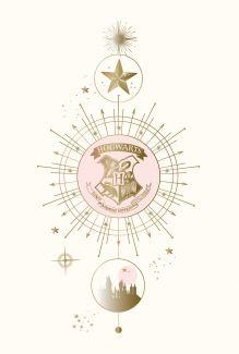 Обложка Обложка для паспорта. Хогвартс