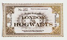 Обложка сзади Кардхолдер. Билет (в форме книжки, 215х65 мм)