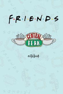 Блокнот. Friends. Central Perk (А5, 80 л., блок в точку)