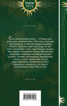 Обложка сзади К нам едет инквизитор Ханна Хаимович