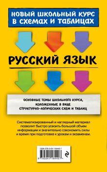 Обложка сзади Русский язык А. В. Руднева