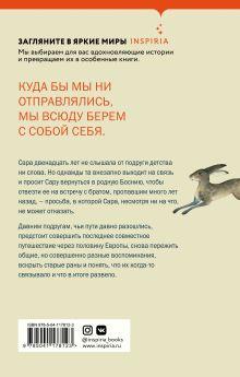 Обложка сзади Поймать зайца Лана Басташич