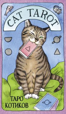Cat Tarot. Таро Котиков (78 карт и руководство в подарочном футляре)