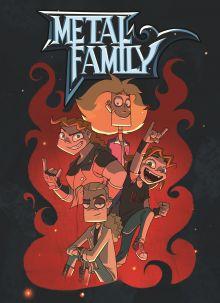 "Блокнот в твёрдом переплёте ""Metal Family"""