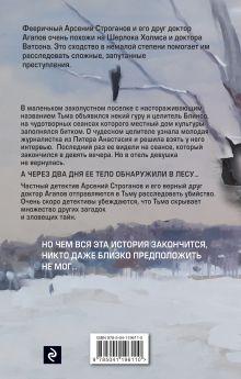 Обложка сзади Тьма Вадим Агапов