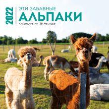 Эти забавные альпаки. Календарь настенный на 16 месяцев на 2022 год (300х300 мм)