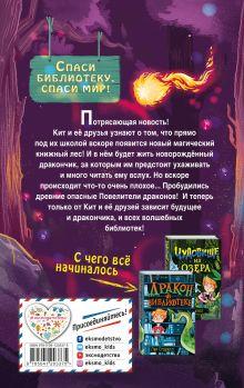 Обложка сзади Книжный лес (выпуск 3) Луи Стоуэлл
