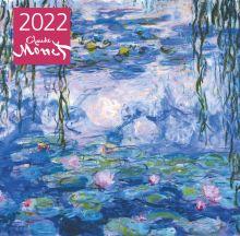 Клод Моне. Календарь настенный на 2022 год (300х300 мм)