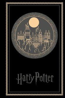 Блокнот. Гарри Поттер. Хогвартс (черный)