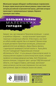 Обложка сзади Девять воплощений кошки Татьяна Степанова
