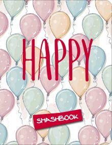 Happy (разноцветный с наклейками)