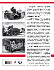 Обложка сзади Легкий танк БТ-2. Первый быстроходный танк Красной Армии Максим Коломиец