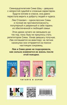 Обложка сзади В поисках сокровища Ася Лавринович