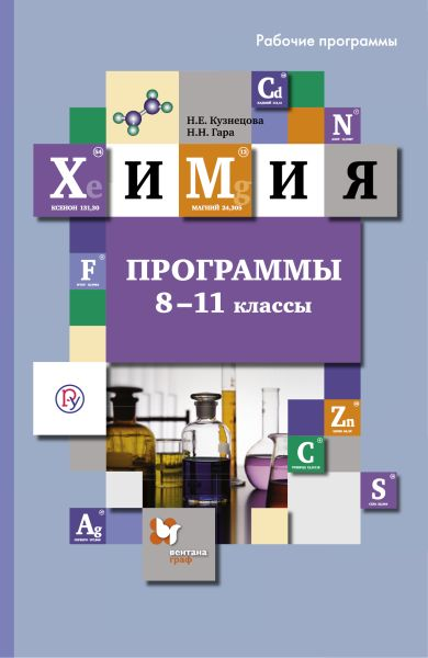 Химия. 8–11классы. Рабочие программы учителя