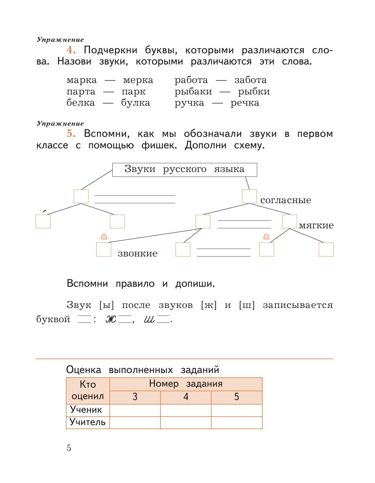 Гдз по русскому языку 2 класс кузнецова учись писать без ошибок